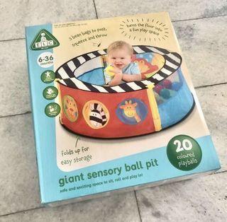 ELC Giant Sensory Ball Pit - Kolam Bola Anak