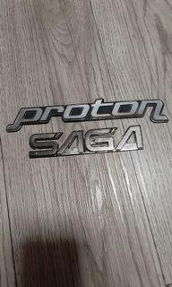 Emblem Proton Iswara