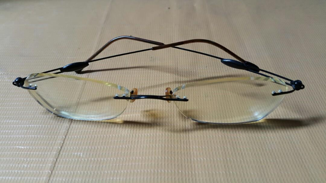 Eyeglass classic FRAME for Lady