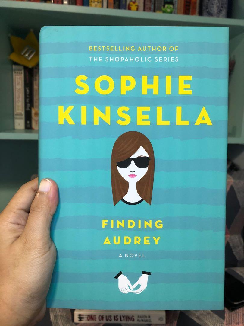 Finding Audrey (HB) (Sophie Kinsella)