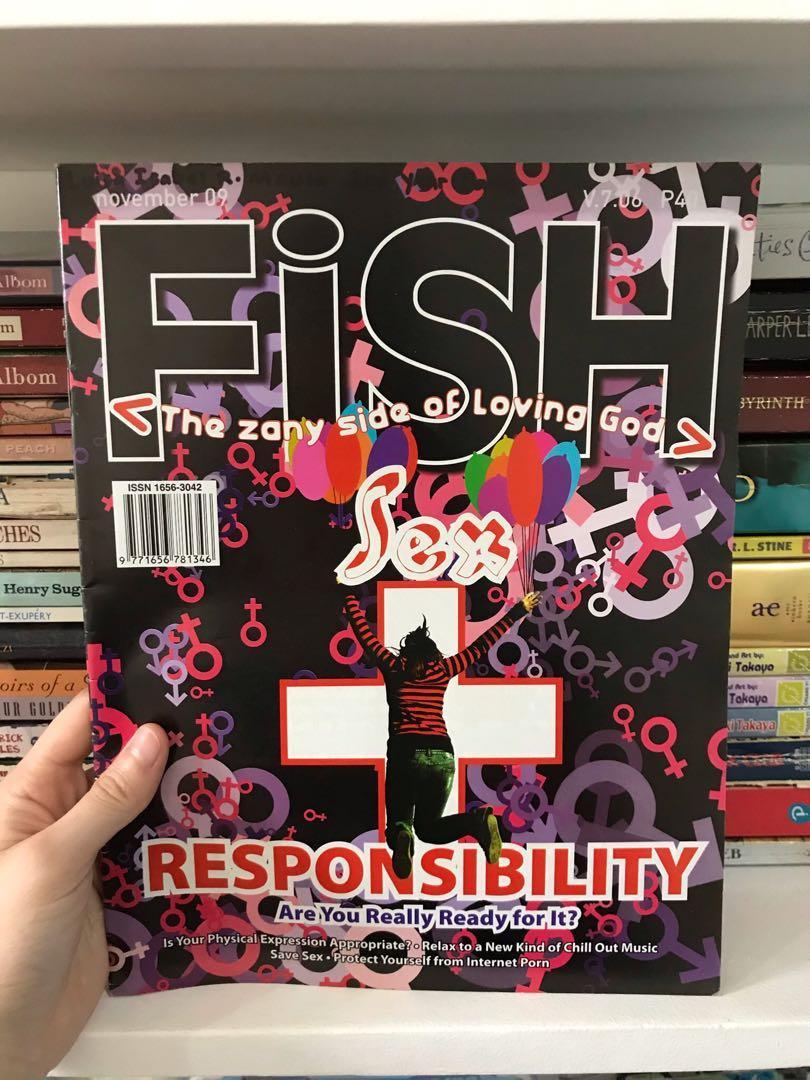 Fish Magazine: The Zany Side of Loving God Volume 7.06 (November 2009)