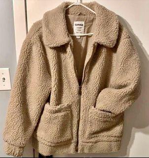 Garage Teddy Coat Xs