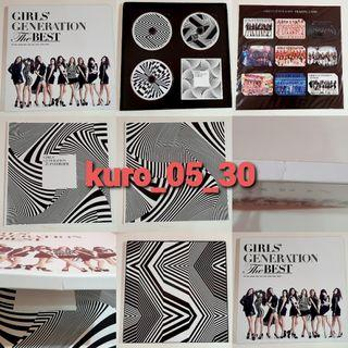 Girls' Generation SNSD - The Best Album Complete Limited Edition