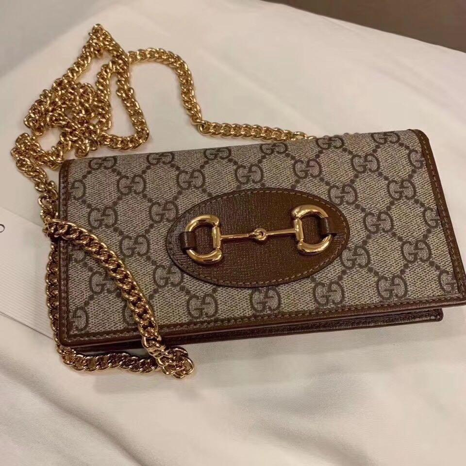 Gucci bag only one