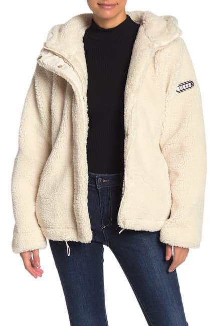 Guess Teddy Jacket