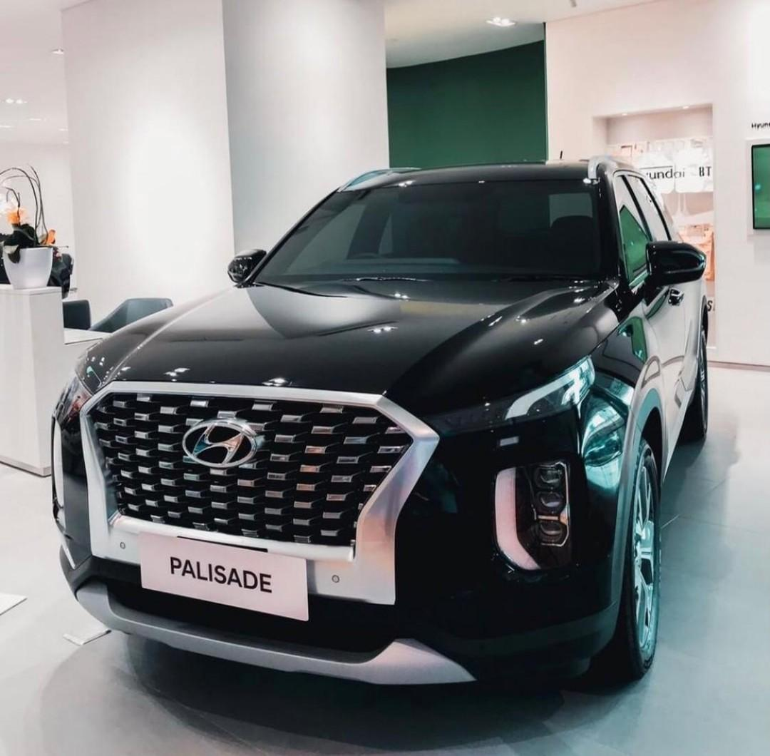 Hyundai palisade signature