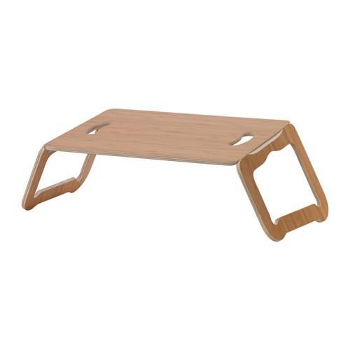 #bersihmaret IKEA BRADA Meja Lipat Alas Laptop Bambu