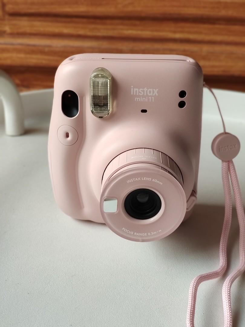 Instax Mini 11 (Blush Pink)