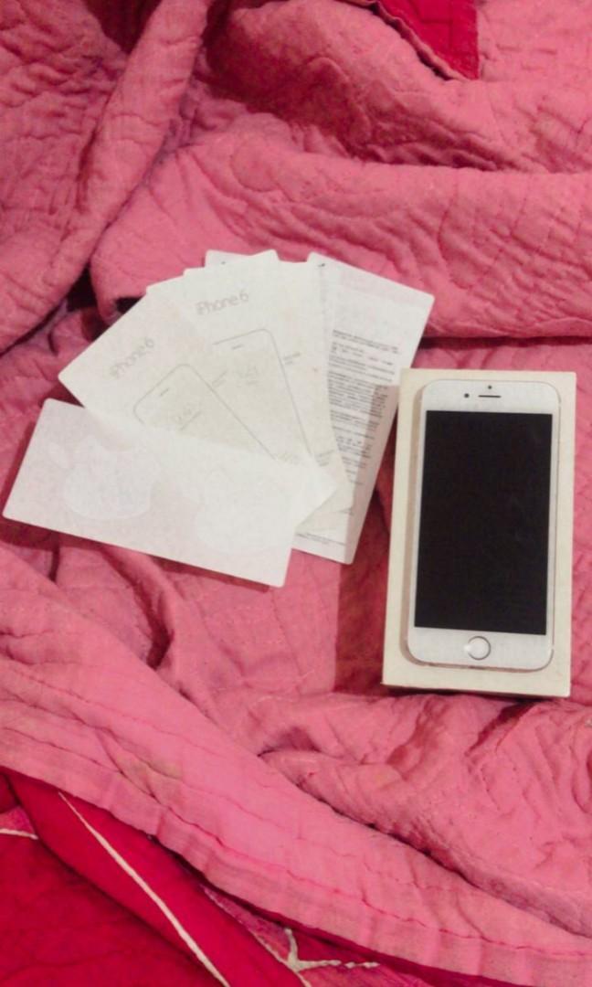 Iphone 6 64gb ZP/A Full Set