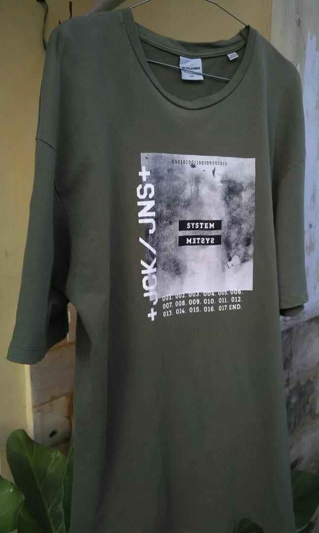Jacks Jones T Shirt uk XL