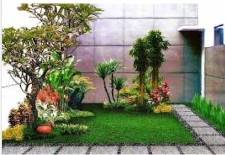 Jasa pembuatan taman hijau