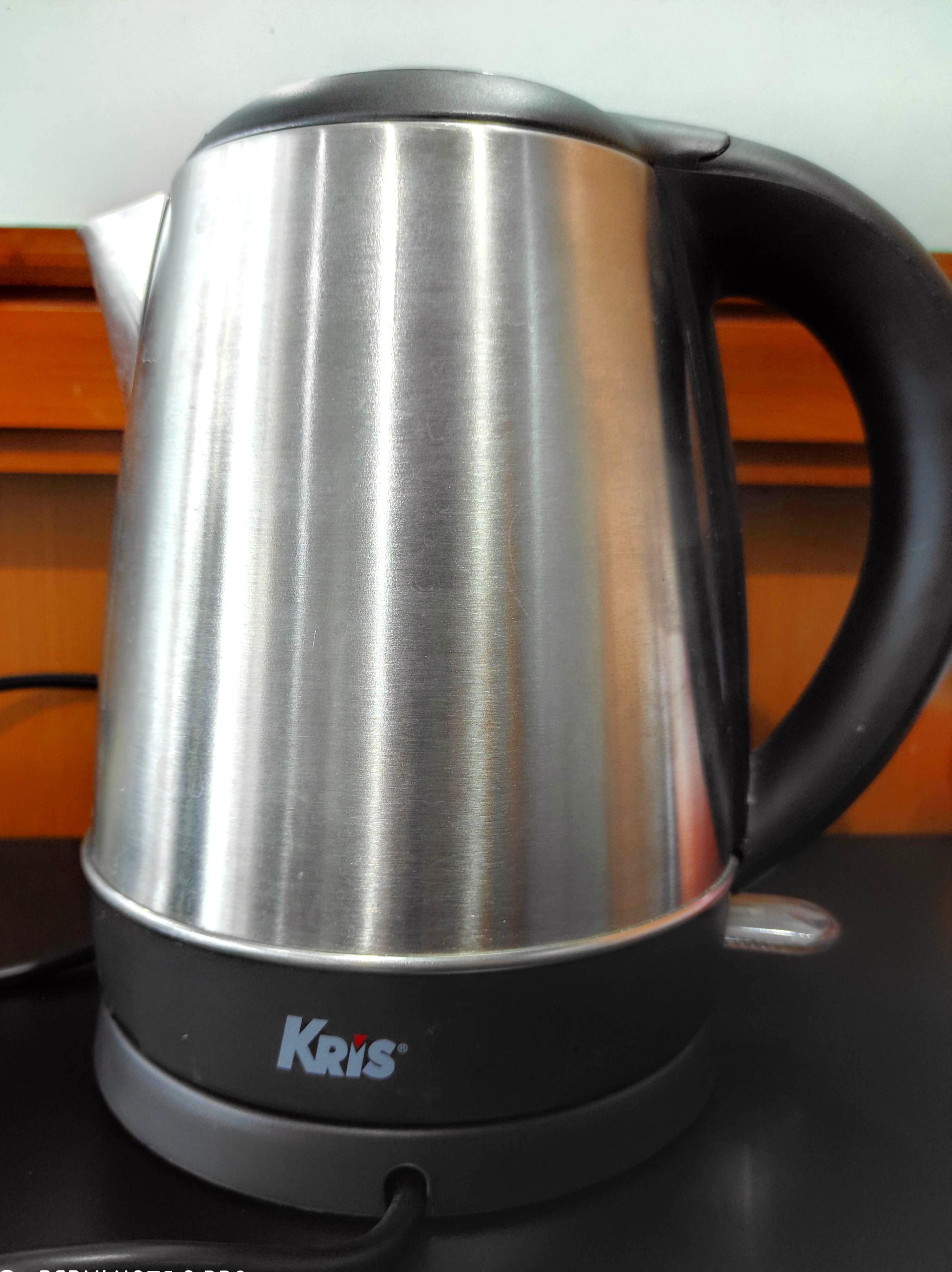 Kris Pemanas Air (Coffee Pot)