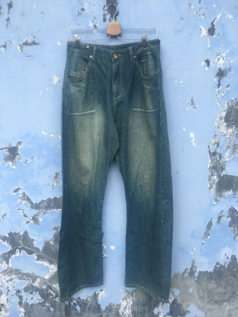 Levi's engineered loose fit jeans