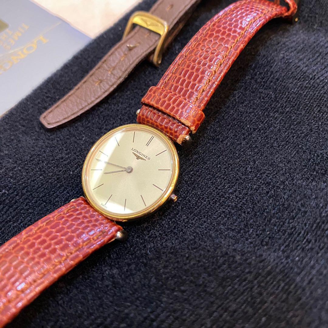 LONGINES 浪琴 母親的古董錶