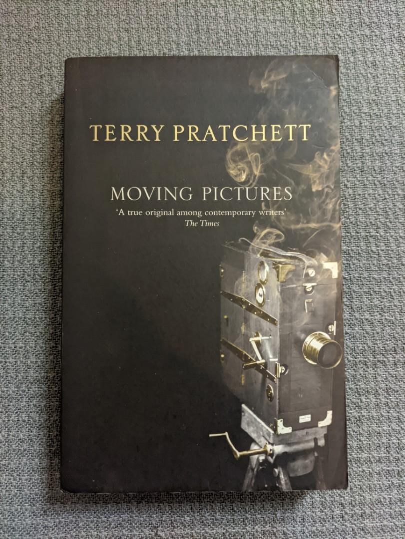 Moving Pictures | by Terry Patchett