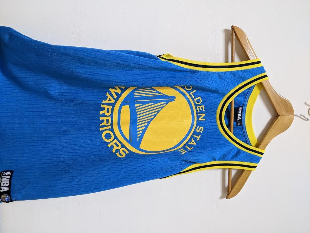 NBA勇士隊無袖球衣(美國)