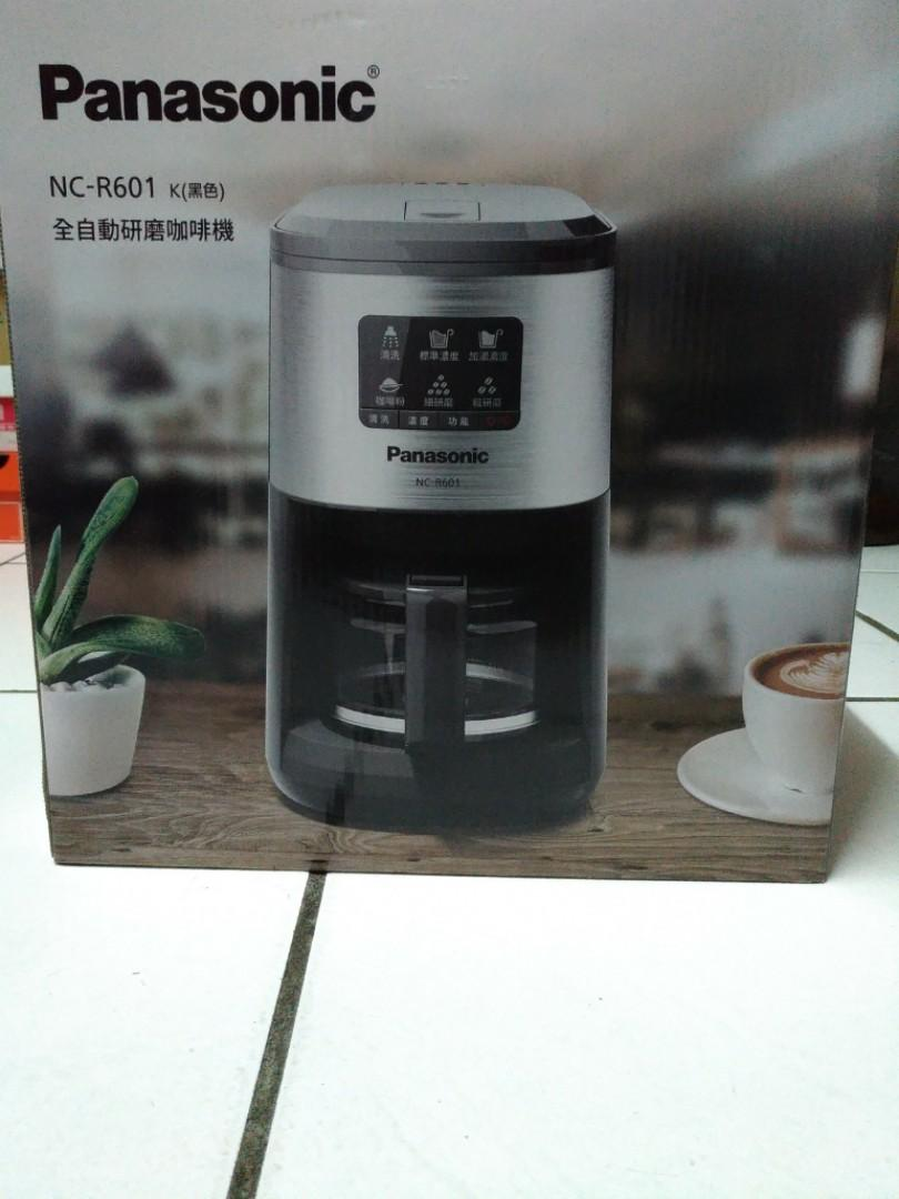 Panasonic國際牌NC-R601全自動研磨咖啡機