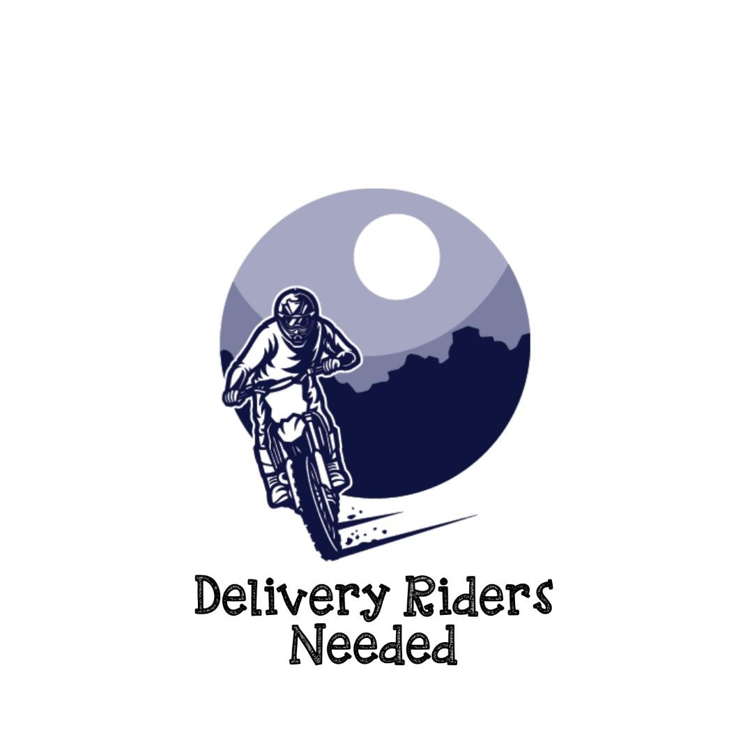 Part Time Delivery Rider
