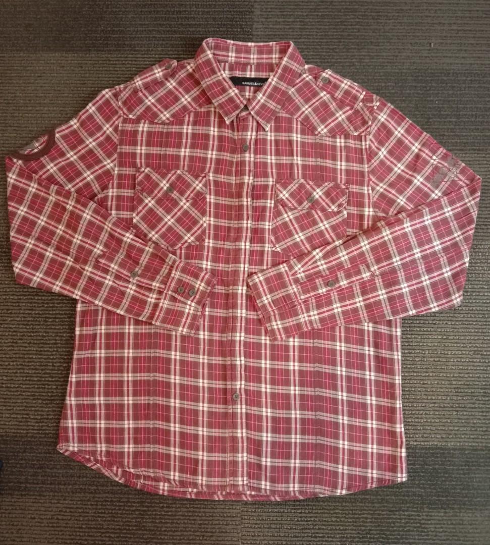 Preloved Man Shirt