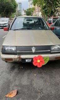 Proton Saga 1st Model 1985