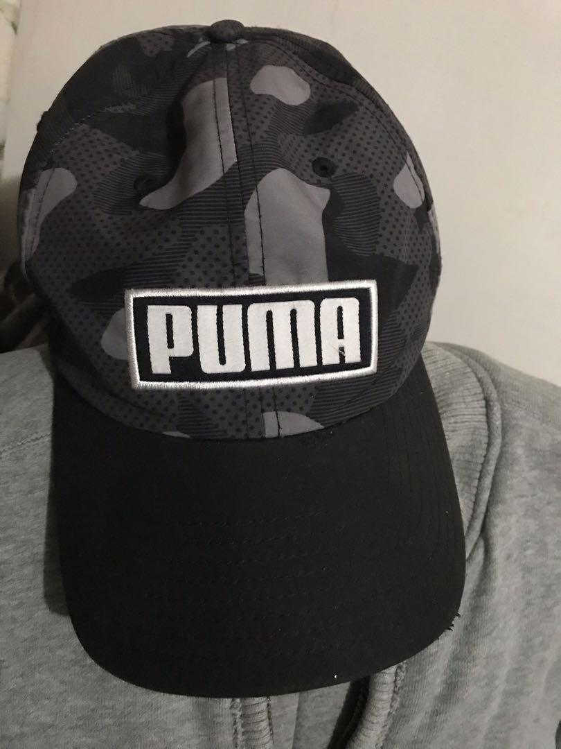 Puma 透氣棒球帽