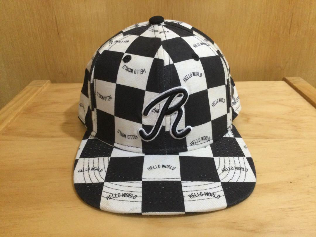 潮牌Remix鴨舌帽 三成新 帽況良好 約2折出售