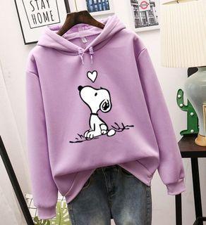 Snoopy hoddie