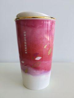 Starbucks Double Wall Mug 🌸🌸