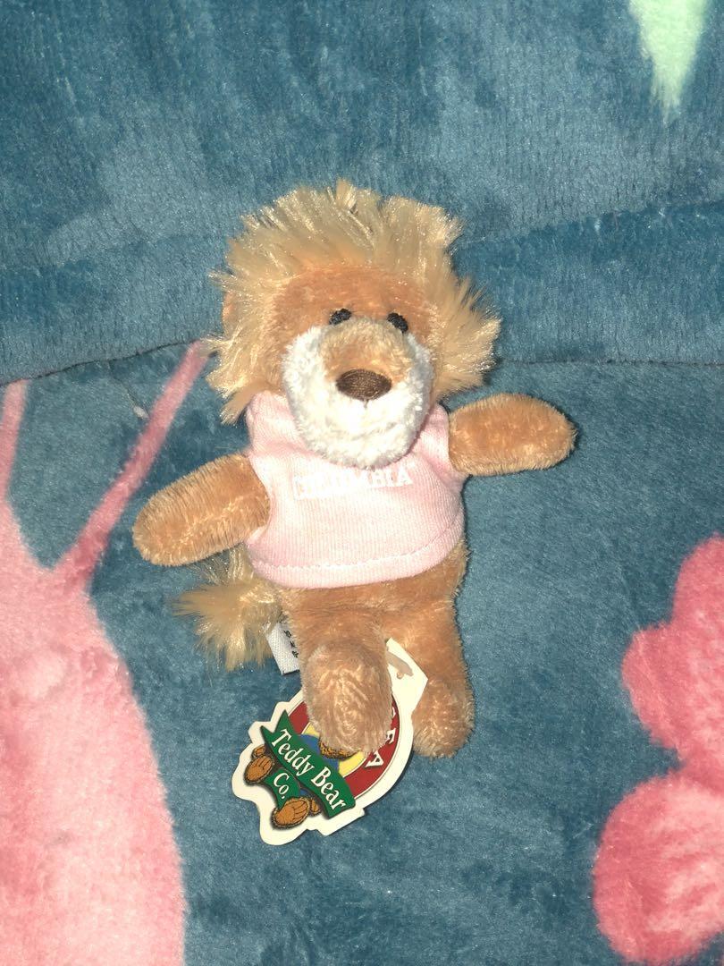 Teddy bear小熊娃娃紀念品