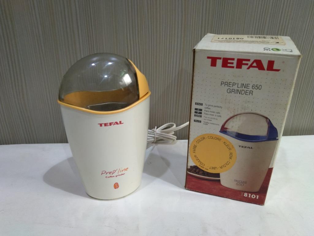 法國TEFAL磨豆機