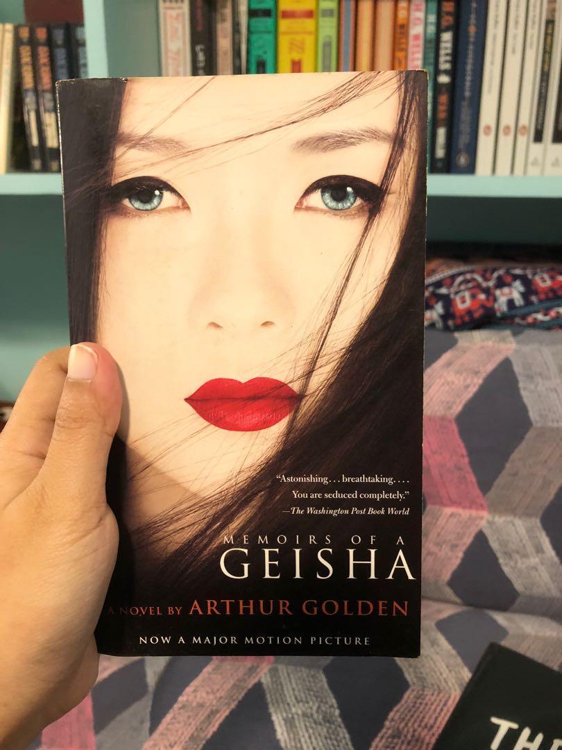 The Memoirs of Geisha (Arthur Golden)