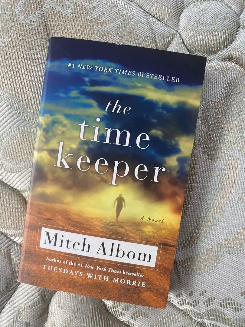 The Time Keepee by Mitch Albom