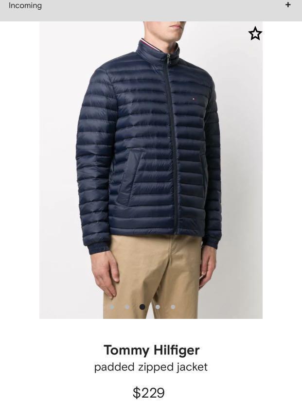 Tommy hilfiger jaket