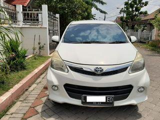Toyota Avanza Veloz 1.5 -Putih - 2013