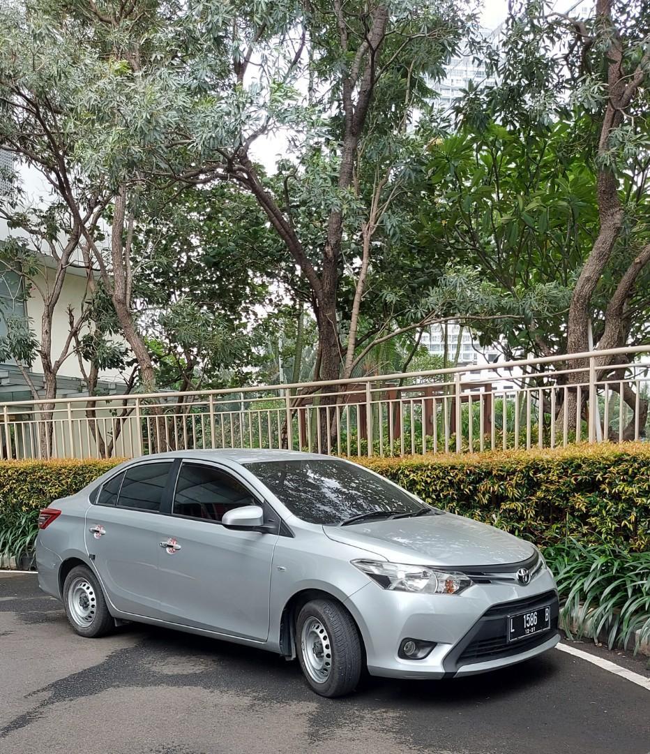 Toyota Vios Limo 1,5 Manual 2016 Perorangan bukan ex taxi (Istimewa)
