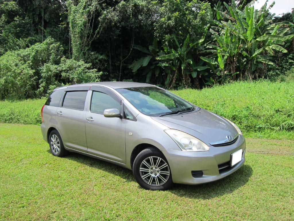 Toyota Wish for sell ! $0 drive away ! Include insurance !