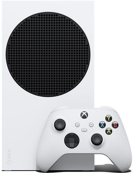 Used- Xbox Series S 512 GB/2 Controllers. Perfect condition