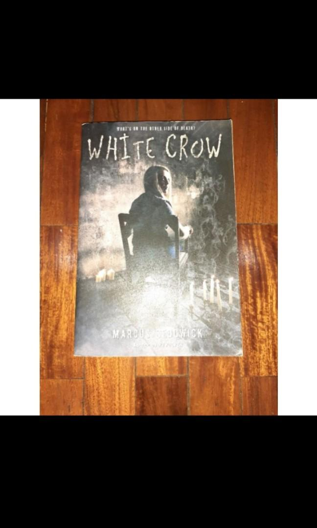 White Crow by Marcus Sedcwick