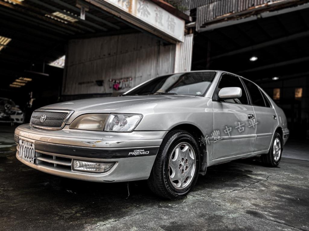 1999 TOYOTA PREMIO 各位阿各位 這部車只要7萬 用摩托車的錢開轎車不好嗎