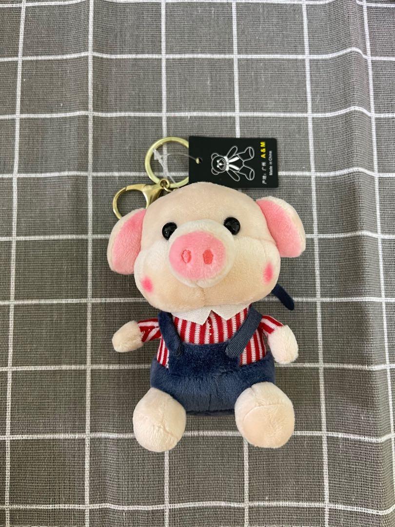 (現貨)小豬吊飾
