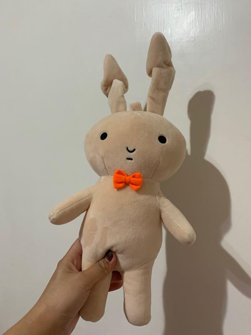 屈臣氏集點加價購妮妮的兔子