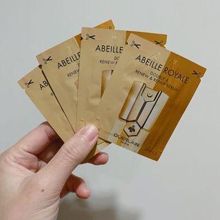 嬌蘭 皇家蜂王乳 雙導精華 體驗禮 0.6ml x 4包