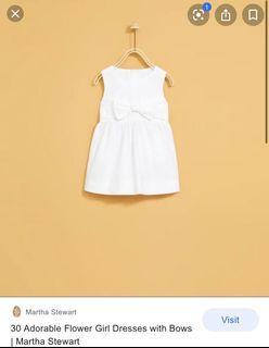 ❤️ Zara White Dress