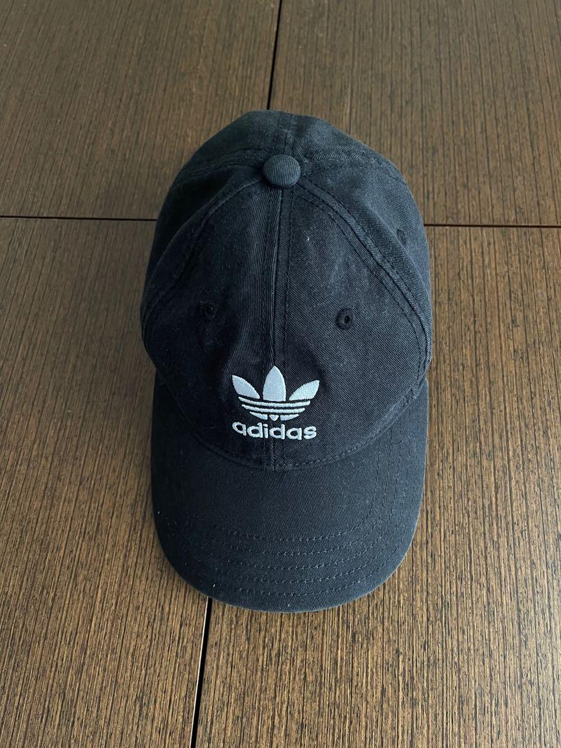 adidas 三葉草 老帽 鴨舌帽