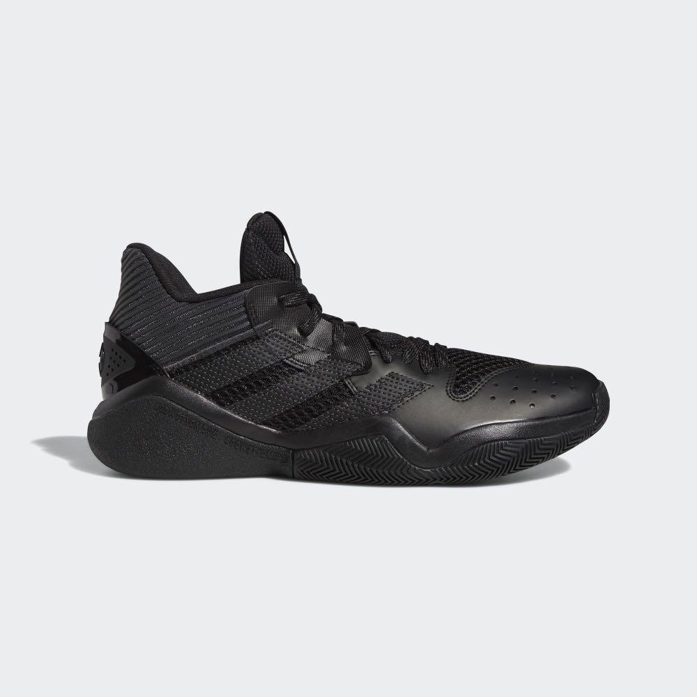 Adidas Harden Stepback Basketball Shoes Blk 籃球鞋