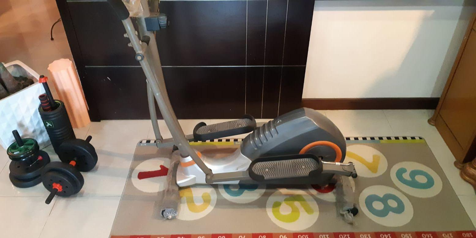 AIBI e230 Magnetic Elliptical Trainer