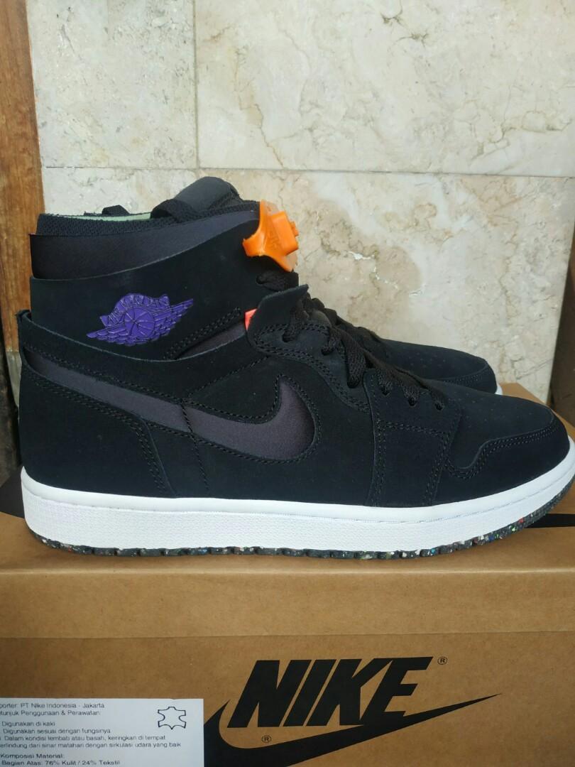 Air Jordan 1 High Zoom Court Purple