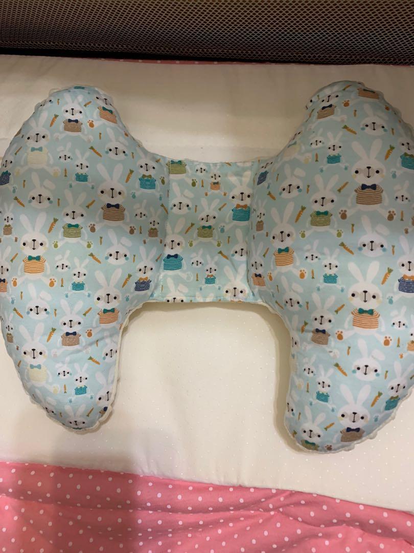 Anna&Eve美國嬰幼兒頭頸支撐保護枕/護頸枕