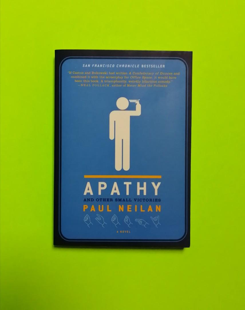 Apathy & Other Small Victories book