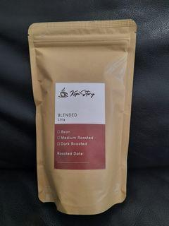 Blended Coffee - House Blend